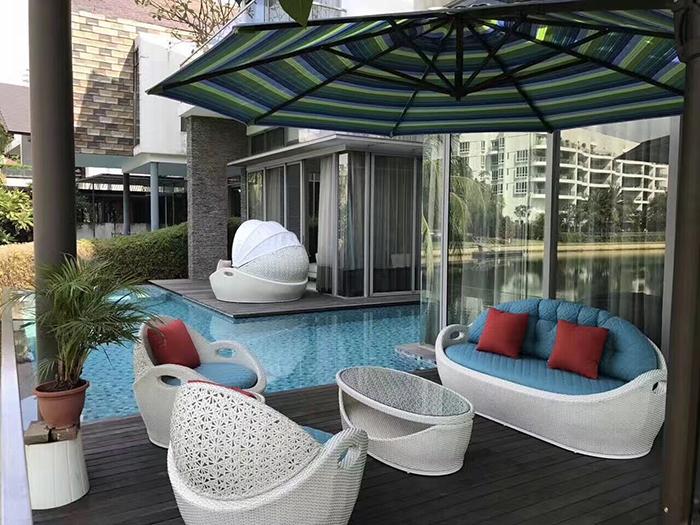 尊重原创设计庭院休闲家具 TONY庭院部落为您展现高端品质休闲家具的魅力