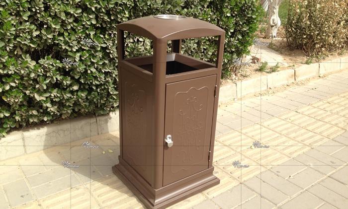 欧式户外垃圾桶|垃圾桶|tony户外家具领导品牌