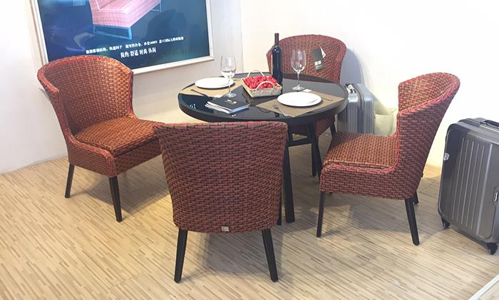 agio新品-马赛系列桌椅