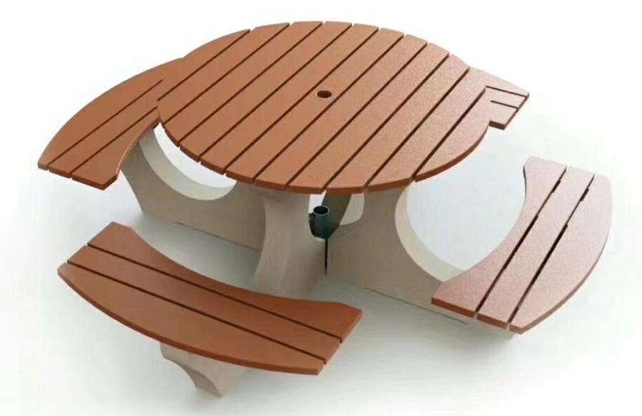 公园桌椅BL-709