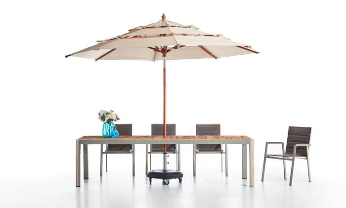 悍高HIGOLD-日内瓦8人位餐桌椅