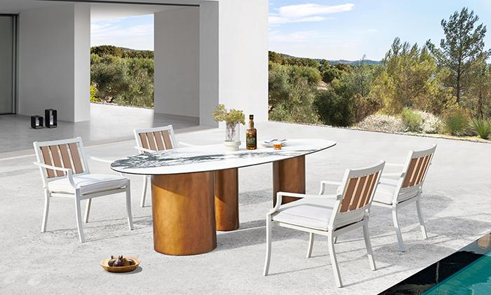 Agio-拉维拉桌椅