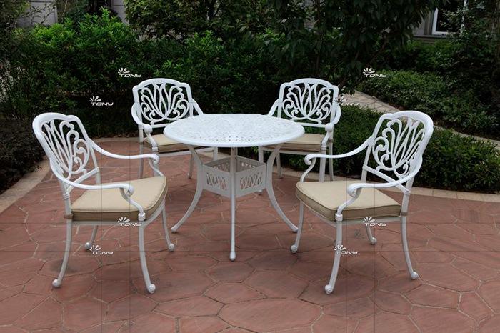 铸铝桌椅--00