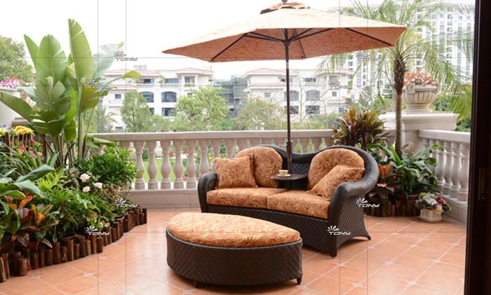 agio-摩纳哥情侣沙发