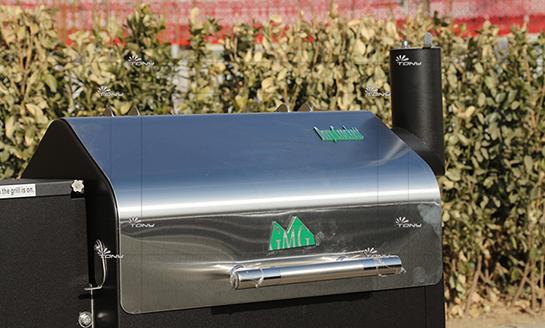 美国GMG便携式烧烤炉