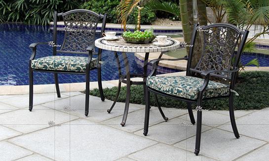 agio-阿马尔菲安铸铝桌椅