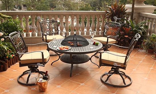 agio-传承烧烤桌椅