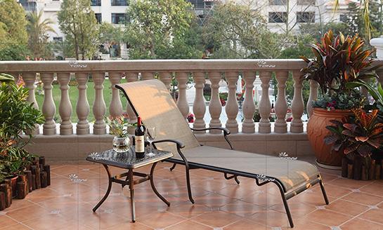agio-罗马网布躺椅