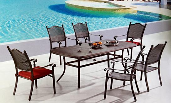 铸铝桌椅-02