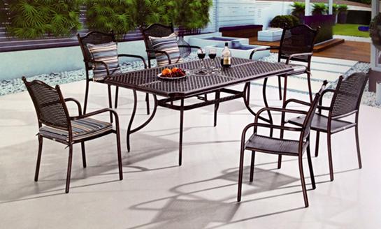 铸铝桌椅-04