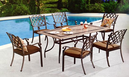 铸铝桌椅-05