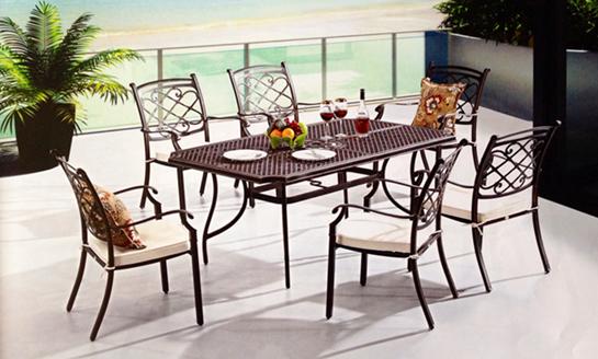 铸铝桌椅-06