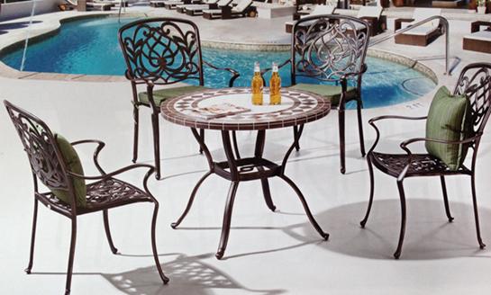 铸铝桌椅-10