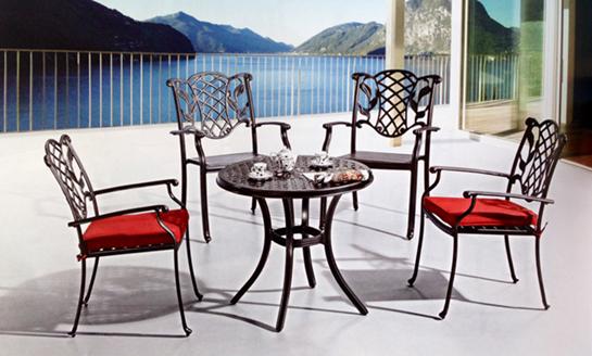铸铝桌椅-12