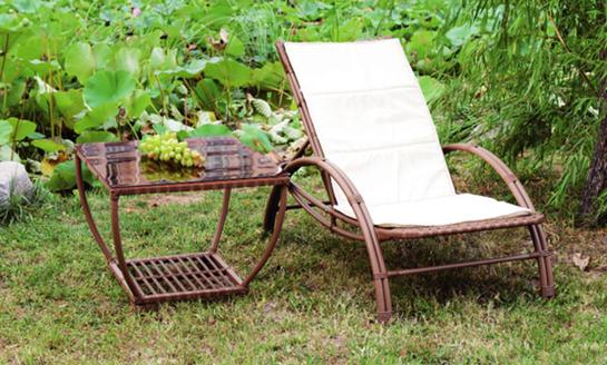 编藤躺椅-普拉亚