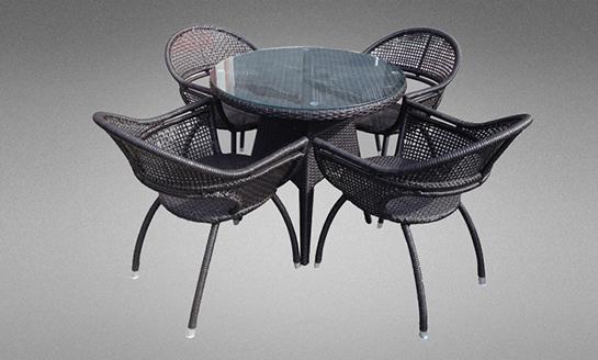 编藤桌椅-31#