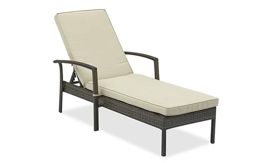 编藤躺椅8007