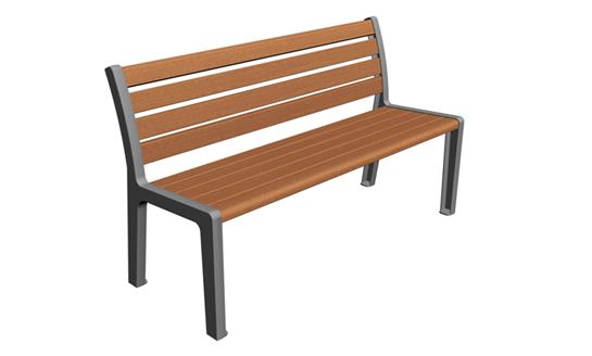 NJ-Z15-公园座椅