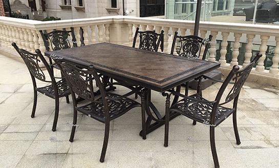 铸铝桌椅-01
