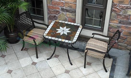 agio-花园铸铝桌椅