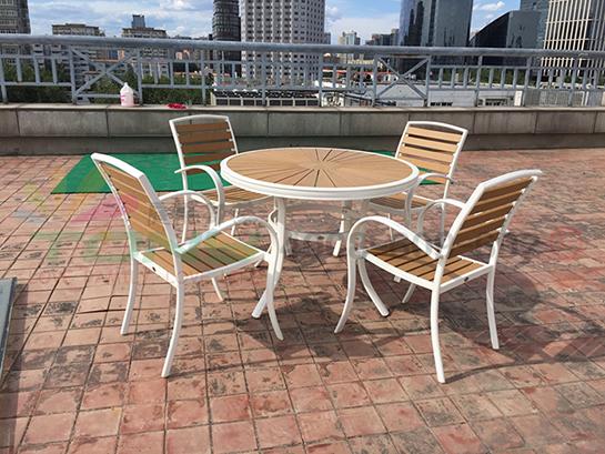 塑木桌椅-12#