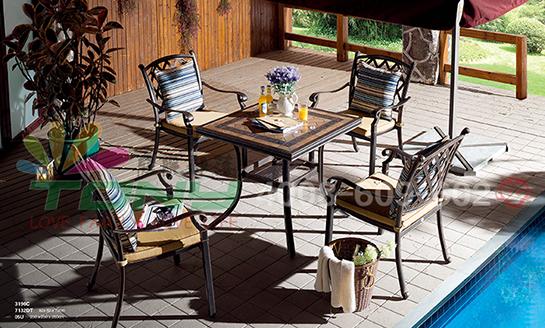 铸铝桌椅-16