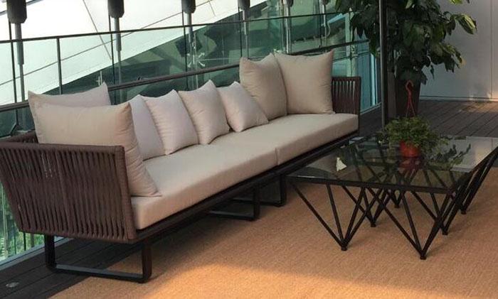 编织带沙发1#