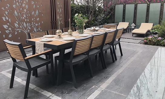 悍高HIGOLD-新款约克餐桌