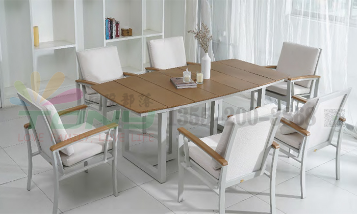 agio迈阿密-长方桌椅