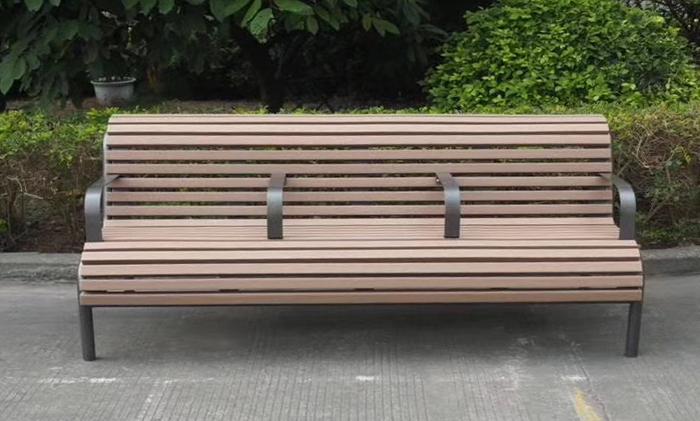 塑木公园椅TY-01