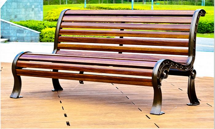 碳纤维公园椅BL-278
