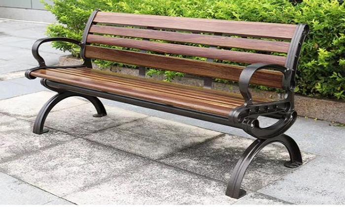碳纤维公园椅BL-059