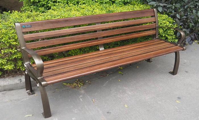 碳纤维公园椅BL-1603