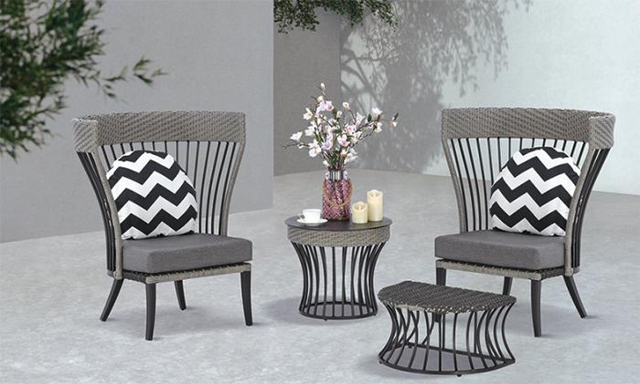 陽臺三件套桌椅BL-080