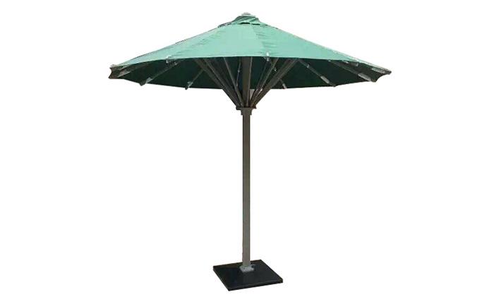 4米超大中柱傘