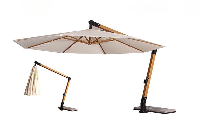 (定制)7字型玻纤遮阳伞(进口)