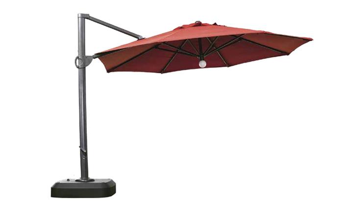 带灯大罗马吊伞()
