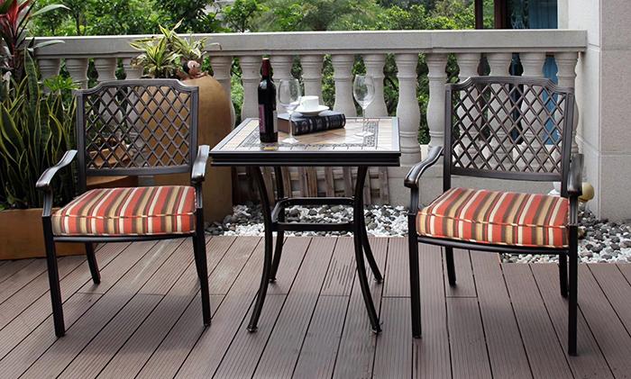Agio-花园桌椅三件套