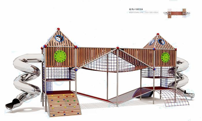 儿童游乐设施3木制小博士系列