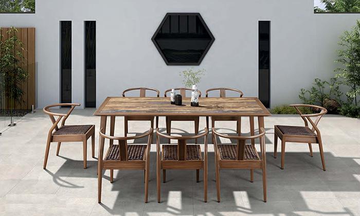 新中式桌椅-3178